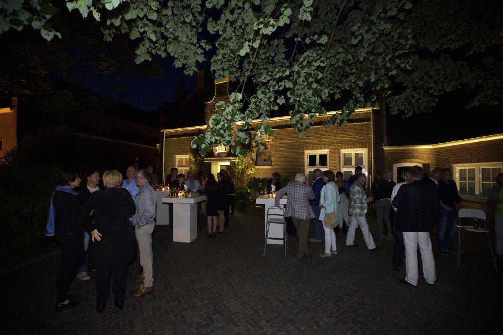 EMPEL - Paulien Graves heeft haar Uitvaartcentrum geopend. FOTO LEVIN DEN BOER - PERSFOTO.NU